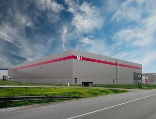 Industrial and logistics Dobrenice,  - P3 Hradec Králové - 345902475088462