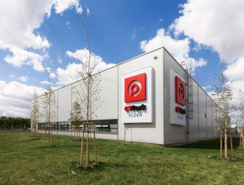 Industrial and logistics Pilsen,  - CTPark Plzeň - 276006684937249