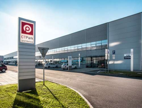 Industrial and logistics Hrabova,  - CTPark Ostrava - 6