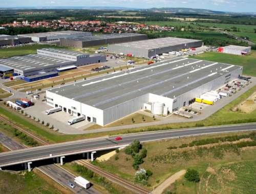 Industrial and logistics Pohorelice,  - CTPark Pohořelice - 6