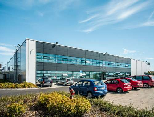 Industrial and logistics Louny,  - CTPark Louny - 6