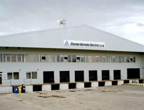 Industrial and logistics Lysa nad labem,  - CTPark Lysá nad Labem - 137468324643982