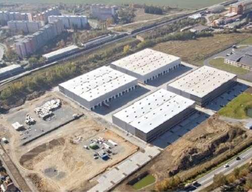 Průmyslové nemovitosti Pilsen - krimice,  - Business Park Plzeň Křimice - 3