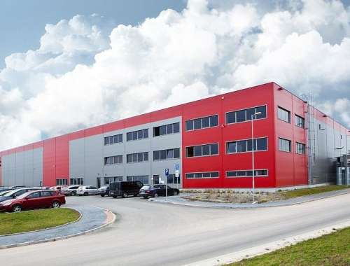 Průmyslové nemovitosti Nyrany,  - P3 Plzeň - 311294763360305