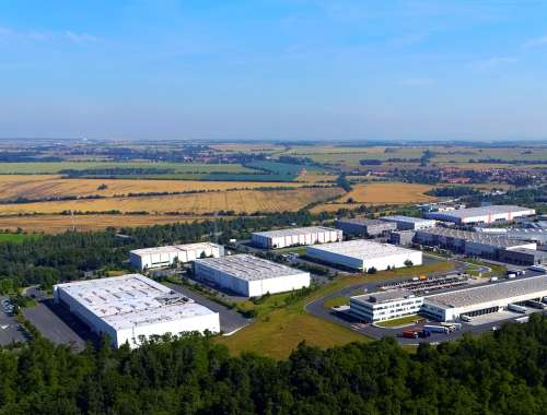 Industrial and logistics Rudna,  - Prologis Park Prague-Rudná - 274329926077212