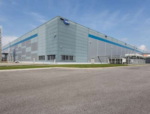 Industrial and logistics Plazy,  - P3 Mladá Boleslav - 3