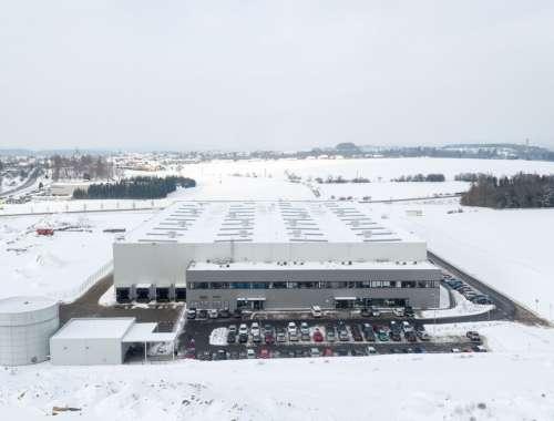 Průmyslové nemovitosti Kvasiny,  - CTPark Kvasiny - 0