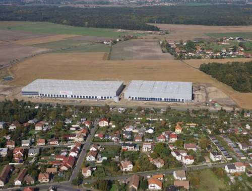 Industrial and logistics Pardubice - cerna za bory,  - Starzone Pardubice - 147860548021128