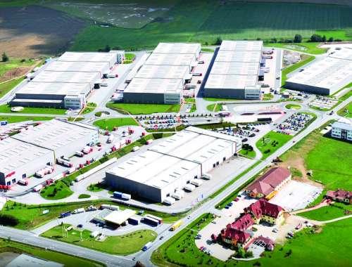 Průmyslové nemovitosti Jihlava,  - Logistics Centre D1 - Jihlava - 274890406863620