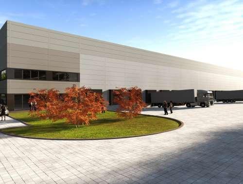 Industrial and logistics Cesky ujezd,  - VGP Park Cesky Ujezd - 2