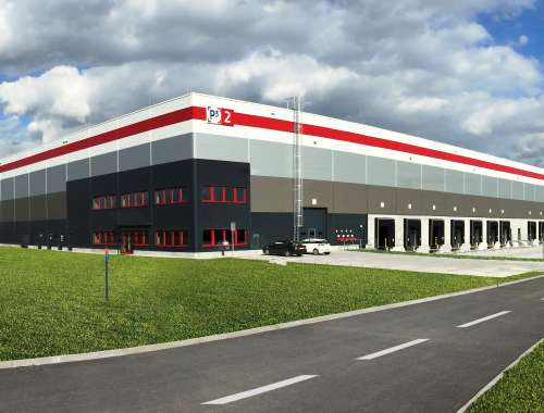 Industrial and logistics Jirny,  - P3 Prague D11 - 6