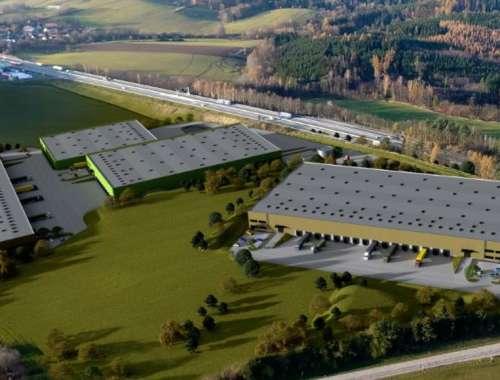 Industrial and logistics Ostredek, 257 24 - Sázava Logistics Park - 7