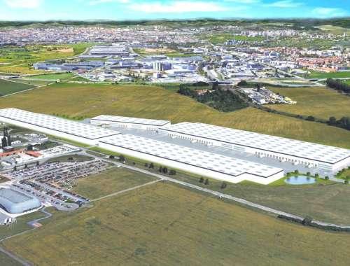 Industrial and logistics Brno - turany,  - Panattoni Park Brno Airport - 6