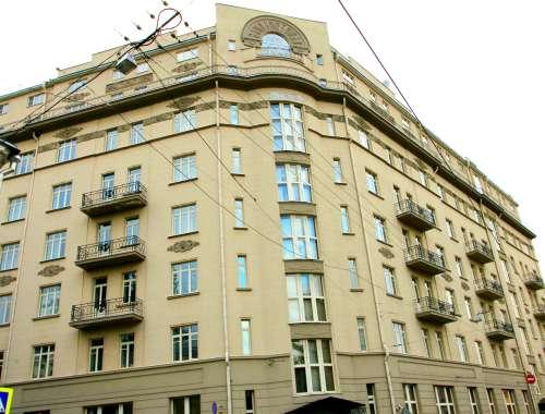 Офисная недвижимость Москва,  - Покровские Ворота - 2