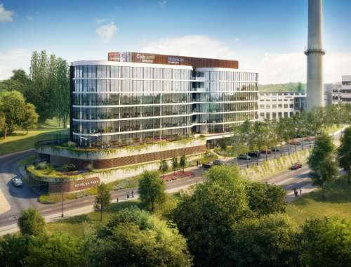 Offices Prague, 150 00 - Kotelna Park - Phase II - 6