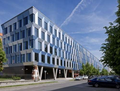 Offices Prague, 170 00 - Prague Marina Office Center A+B - 62