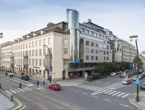Kanceláře Praha, 110 00 - Millenium Plaza - 8