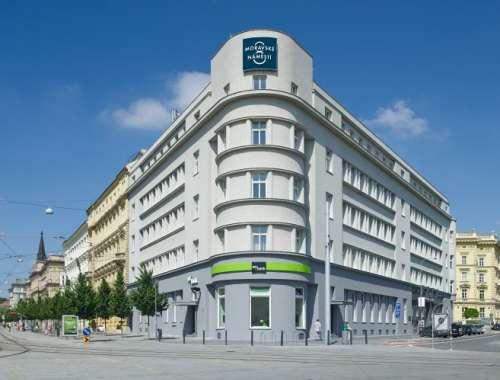 Kanceláře Brno, 602 00 - Moravské náměstí 8 - 5