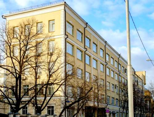 Офисная недвижимость Москва,  - Россолимо ул. 17 - 2