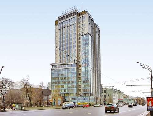 Офисная недвижимость Москва,  - Горький Парк Тауэр - 9
