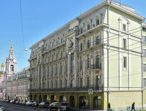 Офисная недвижимость Москва,  - Старая Басманная ул. 12 стр. 1 - 53