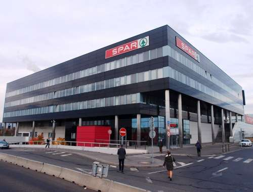 Offices Prague, 102 00 - Europark Shopping Center - Spar - 3