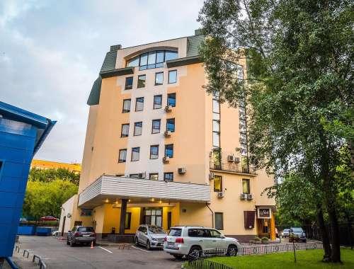 Офисная недвижимость Москва,  - Ломоносовская Плаза - 2
