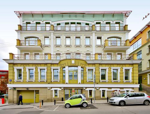 Офисная недвижимость Москва,  - Ноев Ковчег - 6