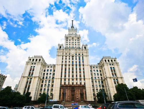Офисная недвижимость Москва,  - Высотка у Красных Ворот - 6
