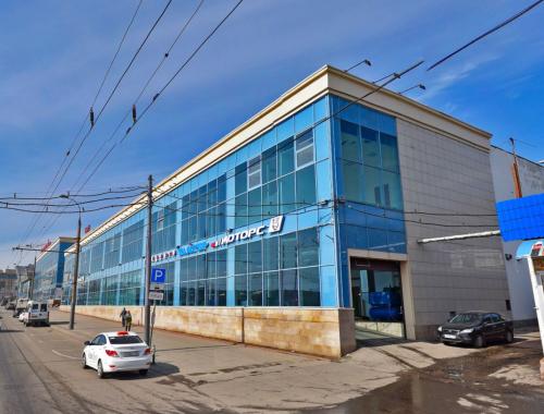 Офисная недвижимость Москва,  - Новоясеневский пр-т 3А стр. 2 - 0