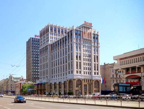 Офисная недвижимость Москва,  - Краснопрудный МФК - 3