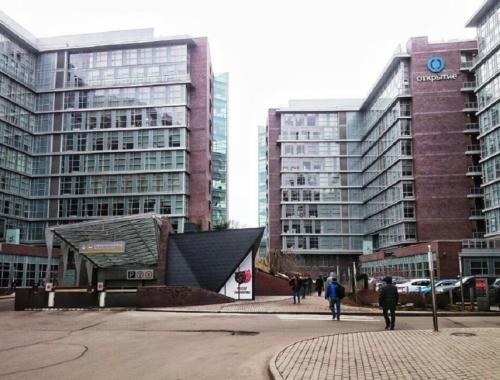 Офисная недвижимость Москва,  - Вивальди Плаза - 66