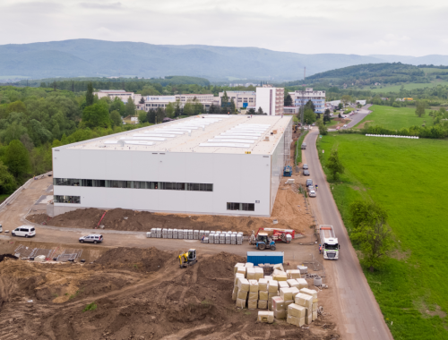 Industrial and logistics Usti nad labem,  - CTPark Ústí nad Labem - 0