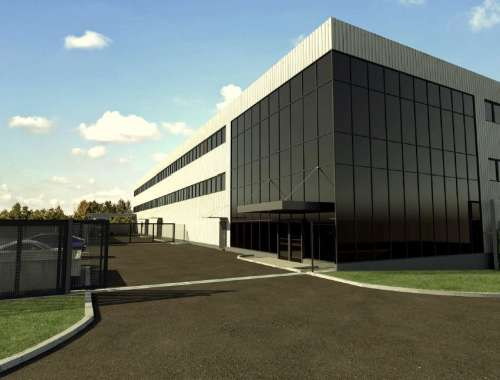Industrial and logistics Prague, 102 00 - Sodomkova Business Park - 0