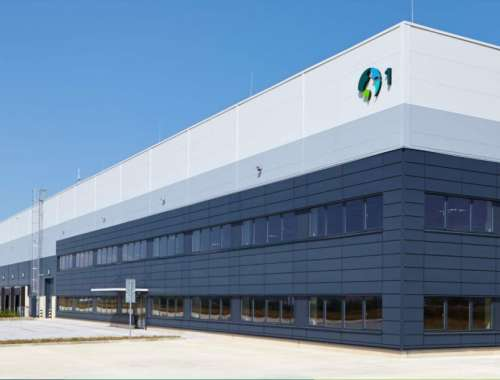 Industrial and logistics Nyrany,  - Prologis Park Pilsen II - 4