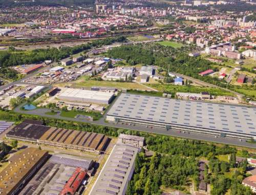 Industrial and logistics Chomutov,  - Panattoni Park Chomutov City - 781