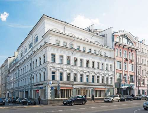 Офисная недвижимость Москва,  - Чайка Плаза Vlll - 4