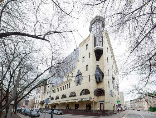 Офисная недвижимость Москва,  - Чайка Плаза II - 2