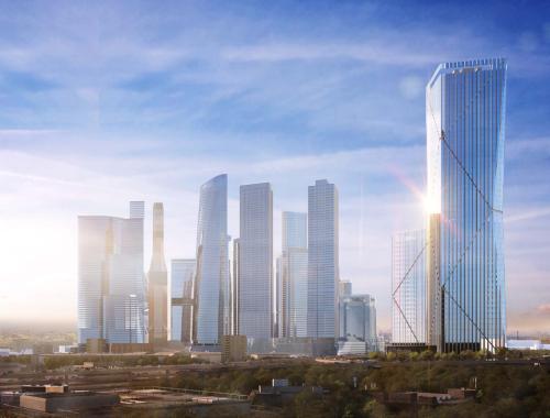 Офисная недвижимость Москва,  - City One - 9