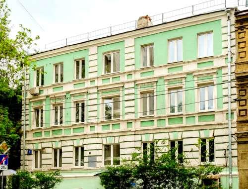 Офисная недвижимость Москва,  - 3-я Тверская-Ямская ул. 3 стр. 2 - 5