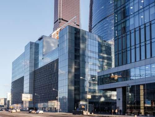 Офисная недвижимость Москва, 123317 - ОКО Фаза II - 4