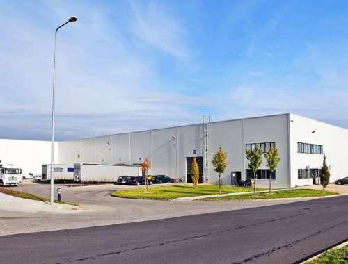 Industrial and logistics Teplice,  - Contera Park Teplice - 2