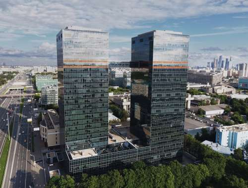 Офисная недвижимость Москва,  - SkyLight - 8
