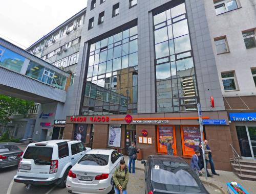 Офисная недвижимость Москва,  - Тайм Центр - 1