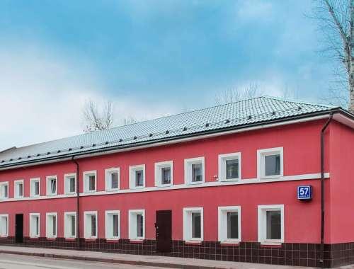 Офисная недвижимость Москва, 115054 - Дубининская ул. 57 стр. 3 - 3