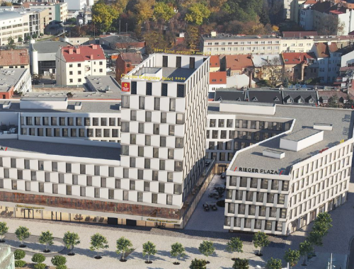 Offices Hradec kralove, 500 02 - Rieger Plaza - Building C - 0