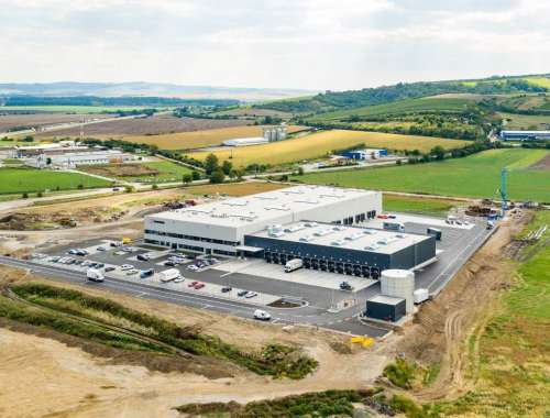 Industrial and logistics Blucina,  - CTPark Blučina - 1