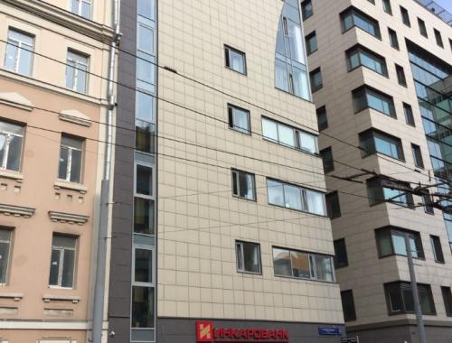 Офисная недвижимость Москва,  - Мономах - 8
