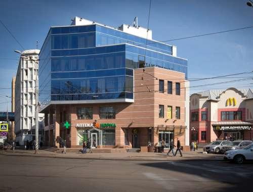 Офисная недвижимость Москва,  - Олимпик Плаза II - 9