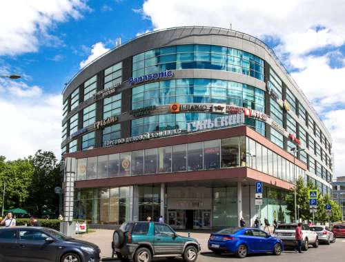 Офисная недвижимость Москва,  - Многофункциональный центр Тульский - 5